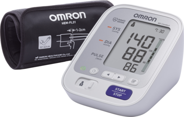 Blood Pressure Monitor Omron