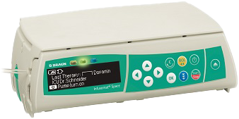Infusion Pump Bbraun Infusomat Space